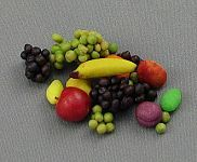 mini fruit by All Through the House, sold throuh the Little Dollhouse Company