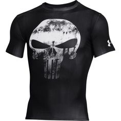 New Under Armour Men s UA Alter Ego Punisher Compression Shirt 1255039 Férfi  Ruhák e5358d2fdf
