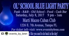 """#Repost @events_by_bren (@get_repost) ・・・ #blue light #bluelight  #bluelightparty #celebration #party #partyplanner #partyplanning #party planner #party planning #eventplanner #event planner #event #events #yborcity #ybor city #fun #funtimes #eventsbybren #bookme"" by @events_by_bren.  #bride #weddingday #weddingdress #weddingphotography #bridal #weddinginspiration #weddingphotographer #groom #свадьба #instawedding #casamento #engagement #marriage #невеста #weddingphoto #engaged #prewedding…"