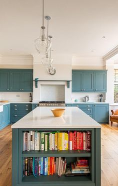 Range Cookers With Induction Hob Range Cooker John Lewis Kitchen Diner Extension, Open Plan Kitchen Diner, Open Plan Kitchen Living Room, Kitchen Dining Living, Teal Kitchen, Family Kitchen, Kitchen Colors, Kitchen Counters, Kitchen Island