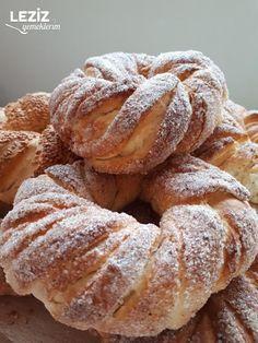 Tarçınlı - Tereyağlı Çörek