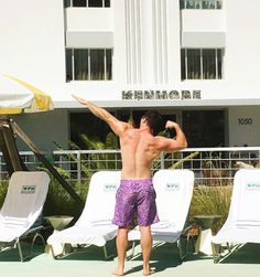 Just the flexible traveler at the Washington park hotel in south beach Miami Florida