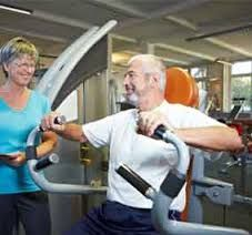 Couple that train together ...stay fit for life together in..
