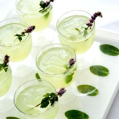 Gorgeous, classy drink! Peter Callahan Catering Mint Martinis Cocktail Bars and Beverages for Weddings