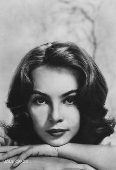 Leslie Claire Margaret Caron  (born 1 July 1931) is a French film actress and dancer, who appeared in 45 films between 1951 and 2003. In 2006, her performance in Law and Order: Special Victims Unit won her an Emmy for guest actress in a drama series. Her autobiography Thank Heaven, was published in 2010 in the UK and US, and in 2011 in a French version.  She is one of the few dancers or actresses who has danced with Gene Kelly, Fred Astaire, Mikhail Baryshnikov, and Rudolf Nureyev.