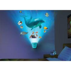 Uncle Miltonu0027s Wild Walls U2013 Dolphin Voyage (Age