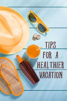 Planning a little getaway soon? Stay on track with these tips for a healthier trip from Luvo Influencer and blogger A Life Well Consumed's Leslie Rossi