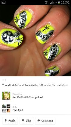 movie nails