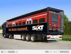 Die Bahn kommt by iNW.LIVE
