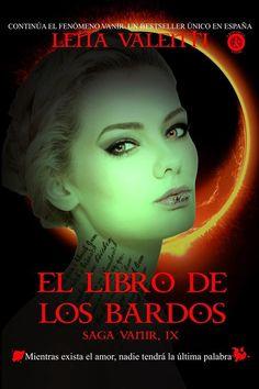 18° Reseña 2015 Bookceando Entre Letras: EL LIBRO DE LOS BARDOS (Vanir IX) - LENA VALENTI