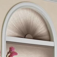 Arch Cellular Shade - we so need these for out bedroom!!!!
