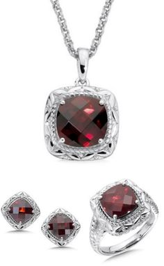 Happy birthday to all of our friends born in January! ❤️  Celebrating a loved one's #birthday this month?  Garnet is #Januarysbirthstone and the second #anniversary #gem.✨  It comes in an extraordinary range of #color, although it's most commonly known for its rich shade of #red.   When worn, #garnet is thought to bring one a sense of calm. Garnet symbolizes loyalty and enduring affections.   Learn more here: http://www.cumberlanddiamond.com/education/birthstones-month/january/ #CDE