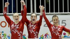 Led by five-time Pan Am Games medallist Ellie Black, Canada has qualified a full women's artistic gymnastics team for Rio 2016. The team finished its qualifying session at the FIG World Championshi...