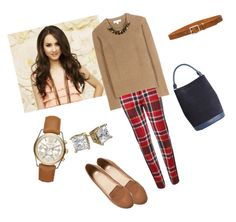 """Spencer-PLL"" by emmatraynor on Polyvore featuring H&M, Burberry, rag & bone, Michael Kors and Vivienne Westwood Red Label"