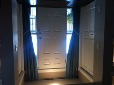 Thousands Of Images About Sidelight Curtains On Pinterest