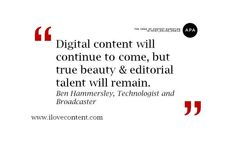 Ben Hammersley, Technologist and Broadcaster by APA UK, via Flickr