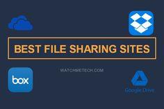 File Sharing : 10 Free File Sharing Sites
