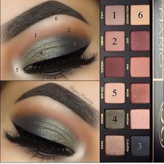 Fall Eyeshadow Makeup Tutorials#Makeup#Musely#Tip
