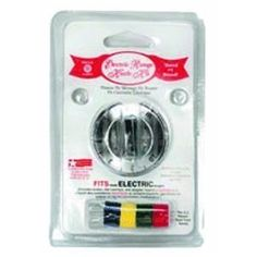 Range Kleen 8121 Electric Range and Oven Replacement Knob Kit Chrome >>> More info could be found at the image url. (This is an affiliate link) #KitchenDining