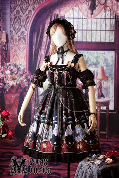 Mousita -Monastery of the Angels- Lolita Jumper Dress