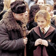If I didn't love Ron/Hermione so much I would probably ship these two