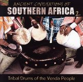 Ancient Civilizations of Southern Africa, Vol. 2: Tribal Drums of the Venda People [CD]