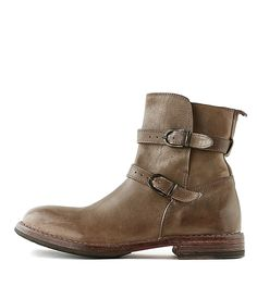 MOMA-Boot-76505-Women-Beige-Rossi&Co #moma #boots #brown #outlet #rossiundco #rossi&co #online #shop #sale #love #shoelove #leather #designer #italy #madeinitaly #quality #original #fashion #women #mode #ankleboots #biker