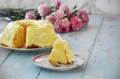 Sitruunakuorrutteinen kuivakakku - kaikkea muuta kuin kuiva No Bake Desserts, Dairy, Pudding, Cheese, Sweet, Baking Ideas, Candies, Food, Candy