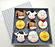 Dear Sweet: Miss Pickle's cookies - love the horse