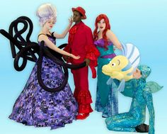 Upper Darby Summer Stage Presents Disney's The Little Mermaid ...