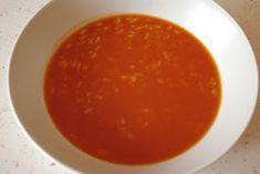 kivi: Rajská polévka z rajského protlaku Ethnic Recipes, Food, Eten, Meals, Diet