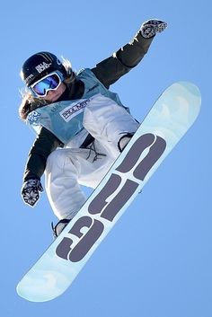 Jamie Anderson, 23, Snowboarding | 18 American Hotties Who Are Heating Up Sochi