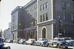 old pictures of downtown flint ,mi | The old YWCA on 1st Street.