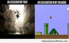 Air Assassinations, today and then - http://www.videogamesmeme.com/gamers/air-assassinations-today-and-then/