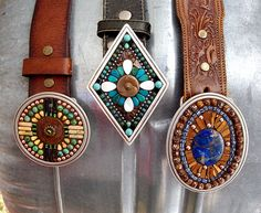 Lisa Calabro - Belt Buckles