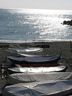 Arenzano #winter #sea