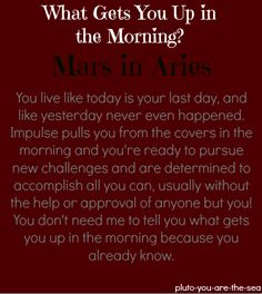 mars in aries woman compatibility