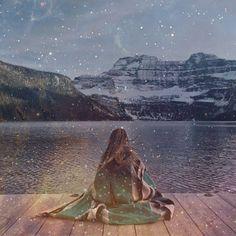 """¿No te da intriga conocer otra #visión de la #realidad una que abarque la #totalidad de nuestra #historia, de la #existencia, del #cosmos? """" Cuando la #mente pensante permanece en #calma, observas la #realidad tal como es, todos los aspectos en conjunto: el árbol, el cielo y la Tierra, la lluvia y las estrellas no están separadas. La #vida y la #muerte, el #Yo y el Otro no están separados; así como la #montaña y el #valle son inseparables."""""""