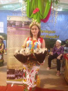 Culture of borneo #Indonesia