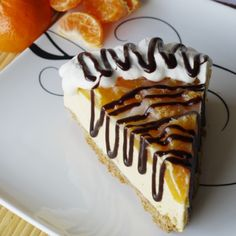 A delicious Cheesecake Recipe with a flavor that will make you think of Orange Creamsicles.
