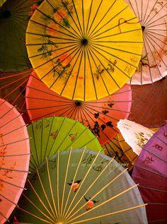 Paper parasol. Chinese Umbrella. Chinese new year. Travel photography. Asian art print. China art. Home decor. Fine art photo print.