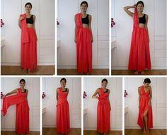 DIY dress  @Rhonda Coughenour