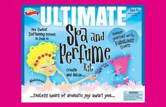 Buy Ultimate Spa & Perfume Science Kit from Educational Toys Planet. This Ultimate Spa & Perfume science activity set for kids is excellent idea for spa parties, girls sleepovers, or rainy days. Choose from thousands of age-appropriate best selling toys Toy Packaging, Packaging Design, Coconut Essential Oil, Essential Oils, Bath Balms, Perfume Scents, Fragrances, Oatmeal Soap, Alex Toys