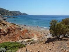 Apothika Beach, near Mesta Village  http://www.discoverchios.gr/apothika