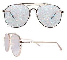 0a720ec4d1 These Glitter-Lens Glasses Have 1 Purpose  To Be Magical as F ck