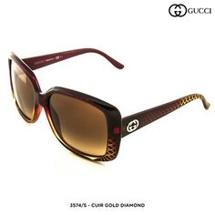 Gucci Men's or Women's Sunglasses - Assorted Styles at 60% Savings off Retail!