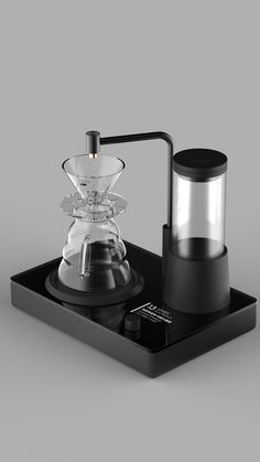 Hand Brew Coffee Simulator on Behance Chemex Coffee Maker, Pour Over Coffee Maker, Coffee And Espresso Maker, Best Coffee Maker, Coffee Shop, Coffee Brewer, Industrial Coffee Maker, Coffe Machine, Bakery Branding