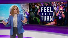 Feel The Turn | Full Frontal with Samantha Bee | TBS (Oh, Samantha Bee just broke my heart)
