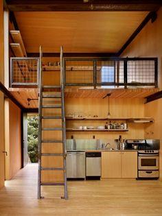 Tecno Haus: Cabaña en Sol Duc - Olson Kundig Architects