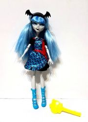 Click to view Ghoulia Yelps Monster High, Harajuku, Album, Dolls, Style, Baby Dolls, Swag, Doll, Stylus